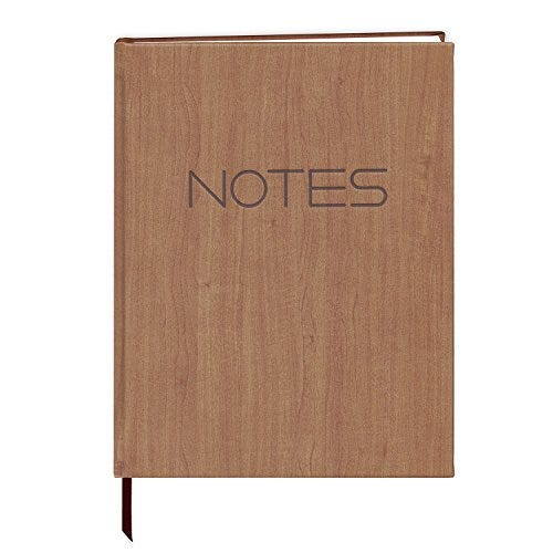 Universal Note Taking Notebook
