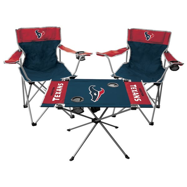 Houston TexansTailgate Table & Chairs Set