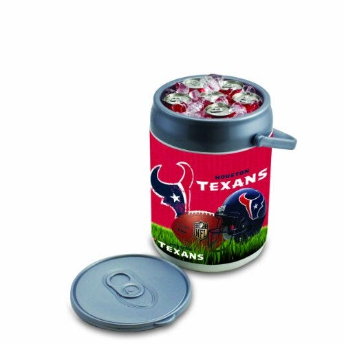 Houston Texans Insulated Can Cooler