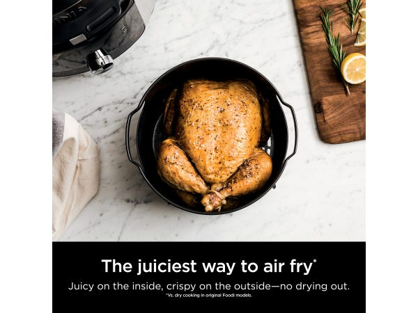 Ninja® Foodi® 14-in-1 8-qt. SMART XL Pressure Cooker Steam Fryer with SmartLid™