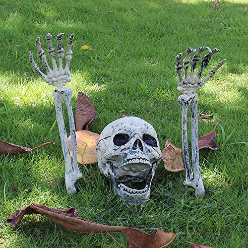 Garden Skeleton