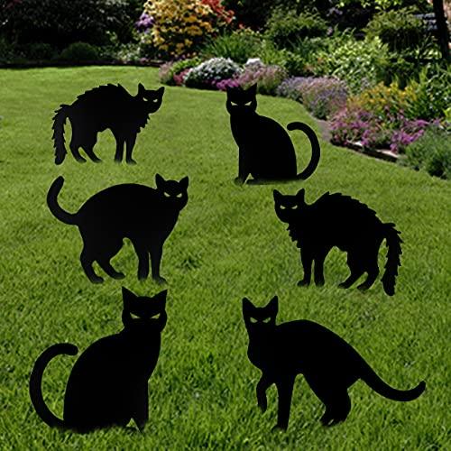 Black Cat Yard Signs