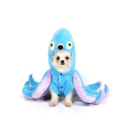 Dog Octopus Costume