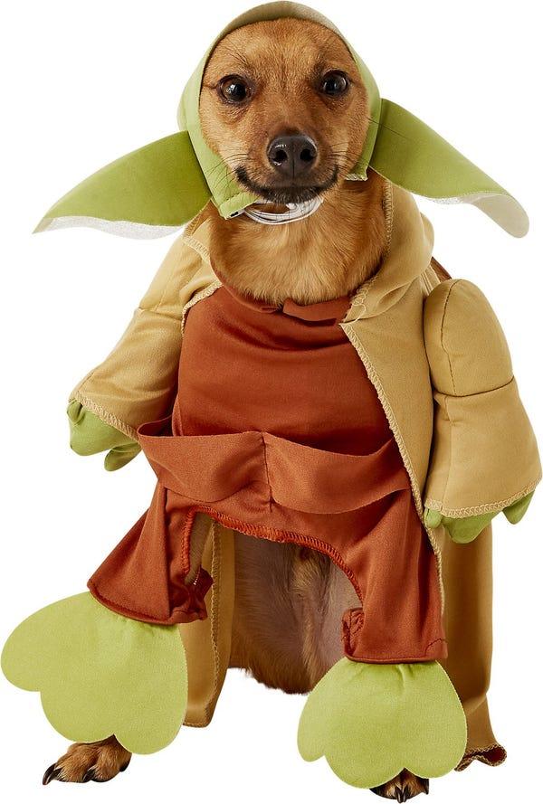 Yoda Dog & Cat Costume