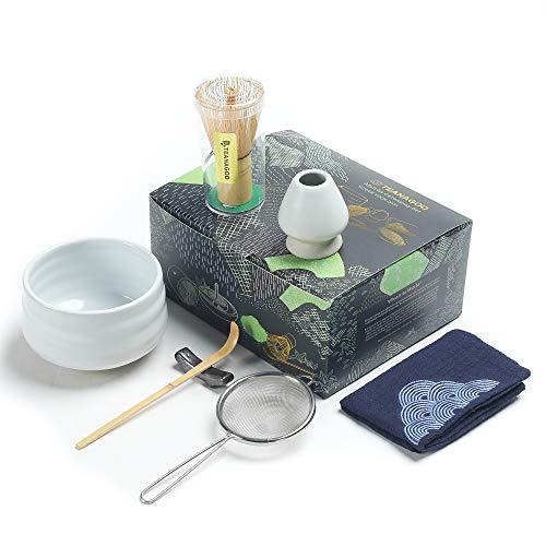 TEANAGOO Matcha Tea Set Japanese Tea Set