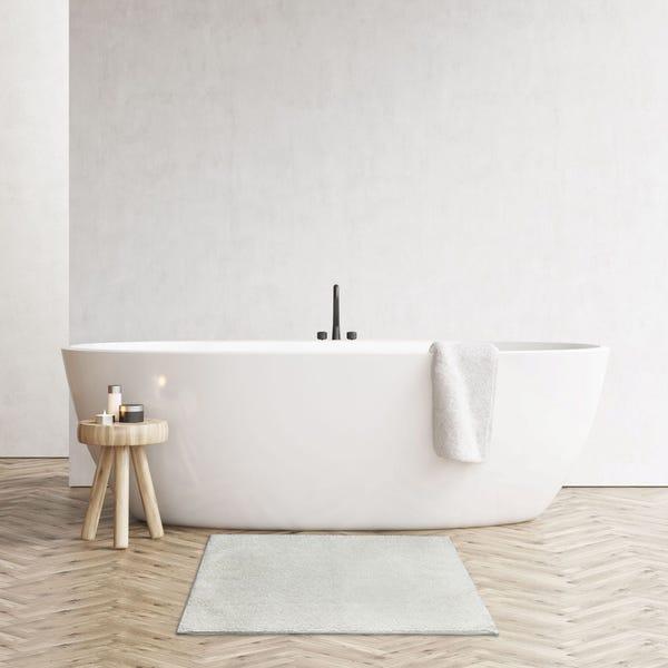 "Simply Essential™ Cotton 20"" x 32"" Bath Rug in Ivory"