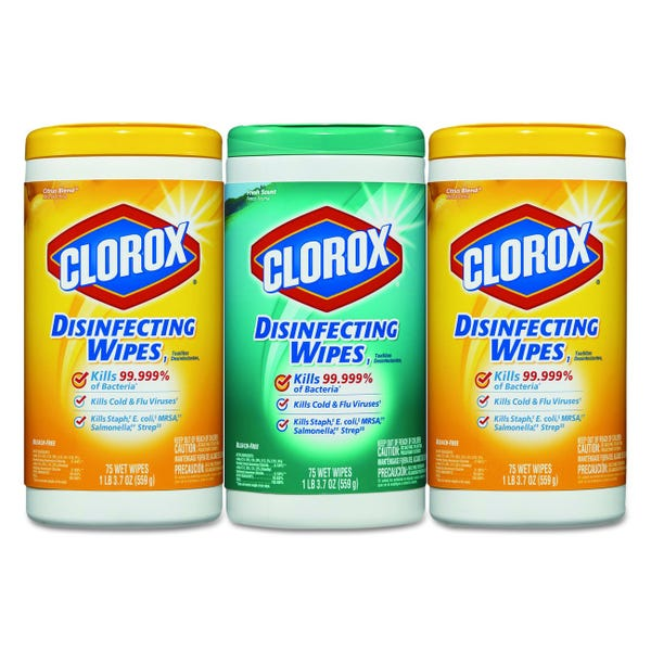 CLO30208PK - Disinfecting Wipes