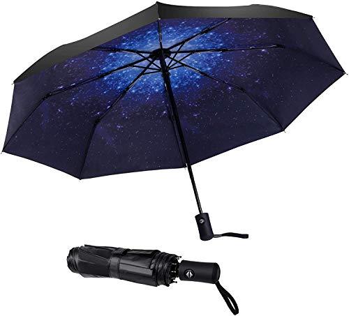 SY Compact Windproof Umbrella