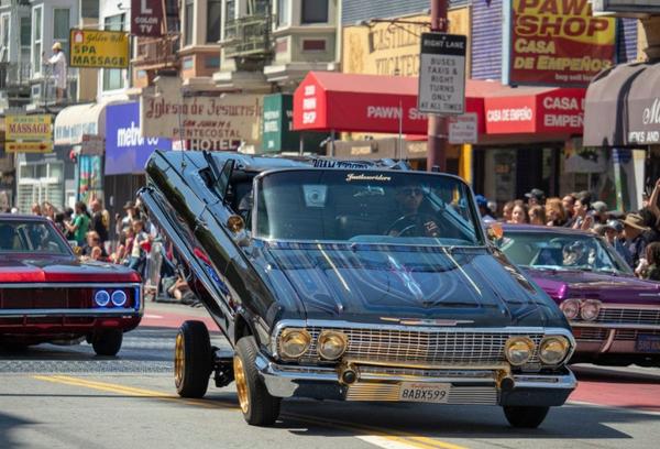 San Francisco Lowrider Council 40th Anniversary