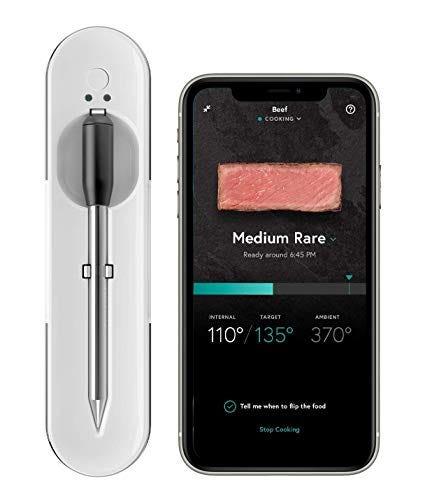 Yummly YTE000W5KW Premium Wireless Smart Meat Thermometer