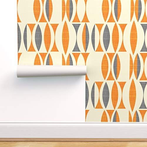 Spoonflower Peel and Stick Removable Wallpaper