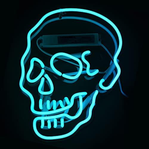 Neon Signs Skull