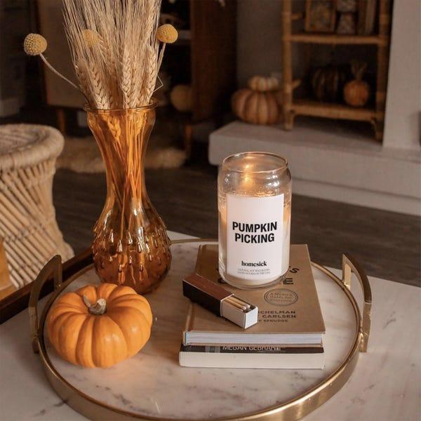 Pumpkin Picking Candle