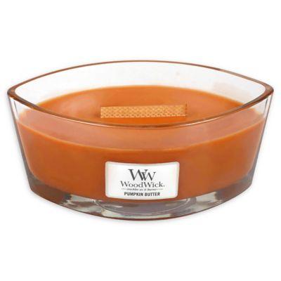 Pumpkin Butter Glass Votive Candle