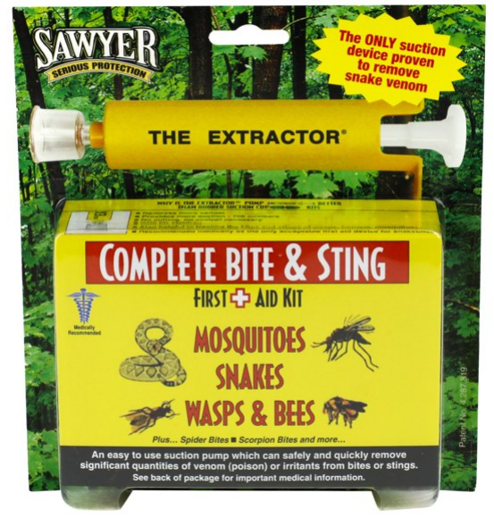 Complete Bite and Sting Kit
