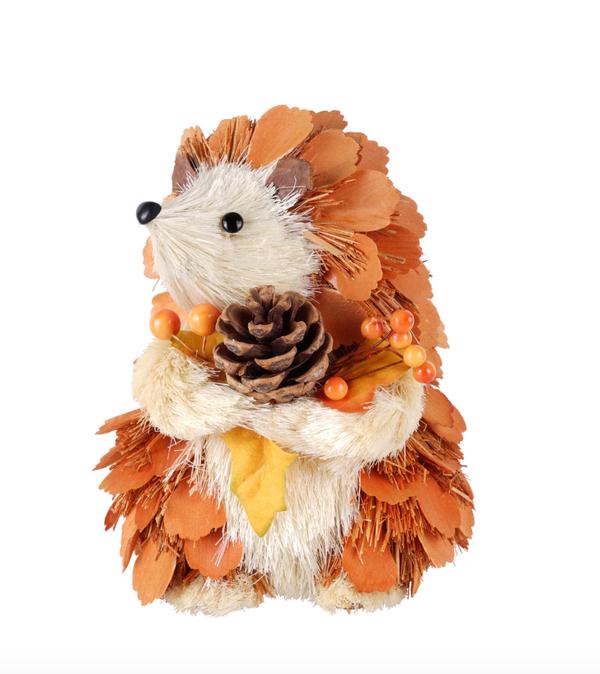 Large Wood Chip Hedgehog