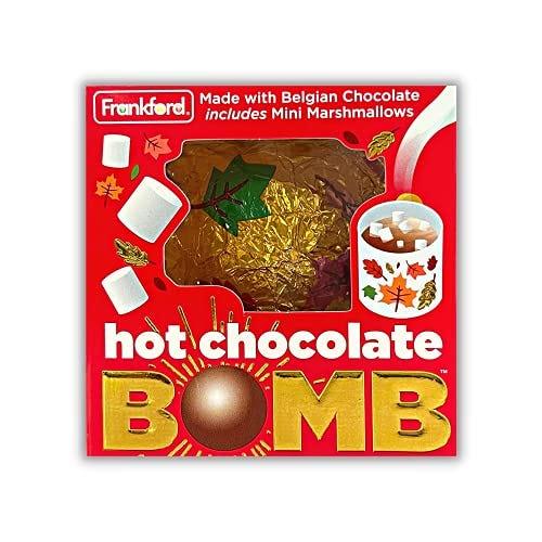 Belgian Milk Chocolate Hot Cocoa Melting Bomb