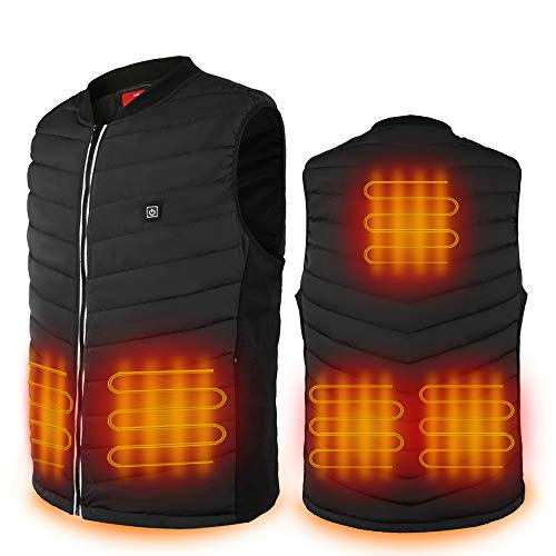 Hoson 2020 Upgraded Heated Vest for Men and Women