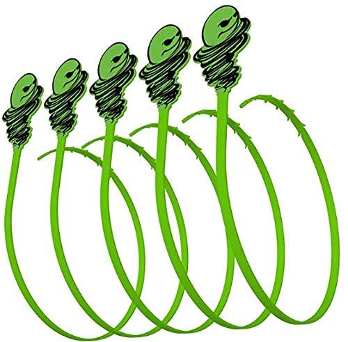 Green Gobbler Hair Grabber Drain Tool