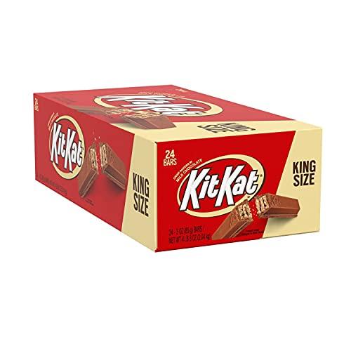 Milk Chocolate Wafer Candy - 36 Bars