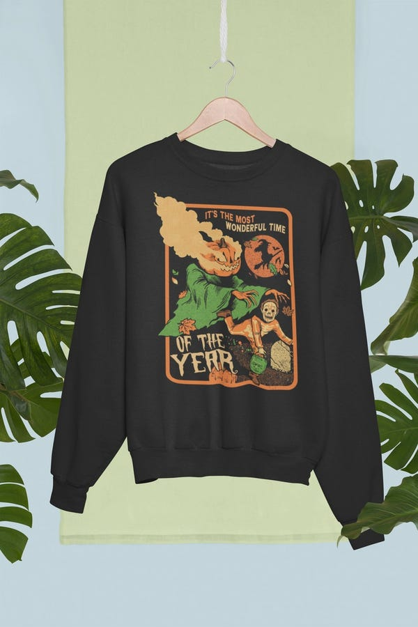 Halloween Sweatshirts It's The Most Wonderful Time Of The