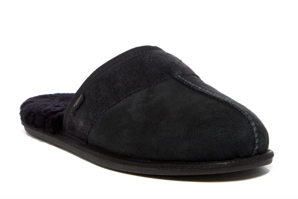 Leisure Suede UGGpure™ Lined Slide Slipper