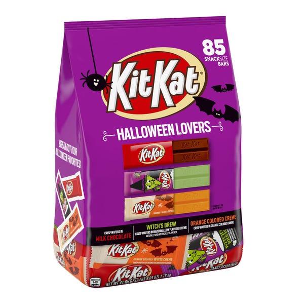 KIT KAT®, Halloween Lovers